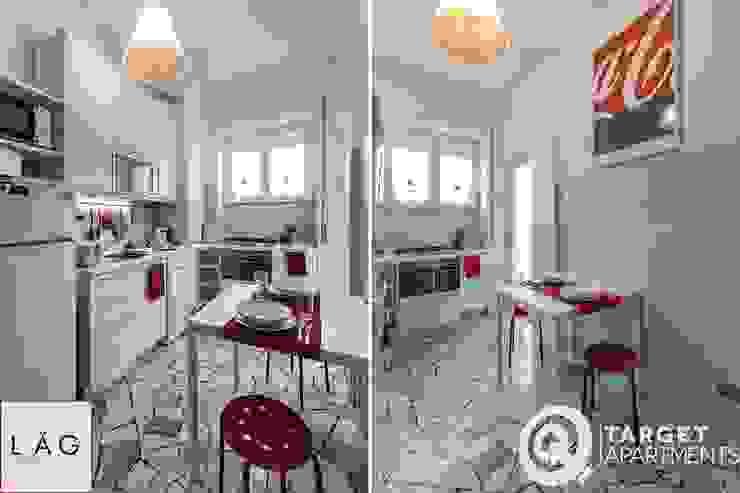 CASA LR Cucina moderna di Architrek Moderno