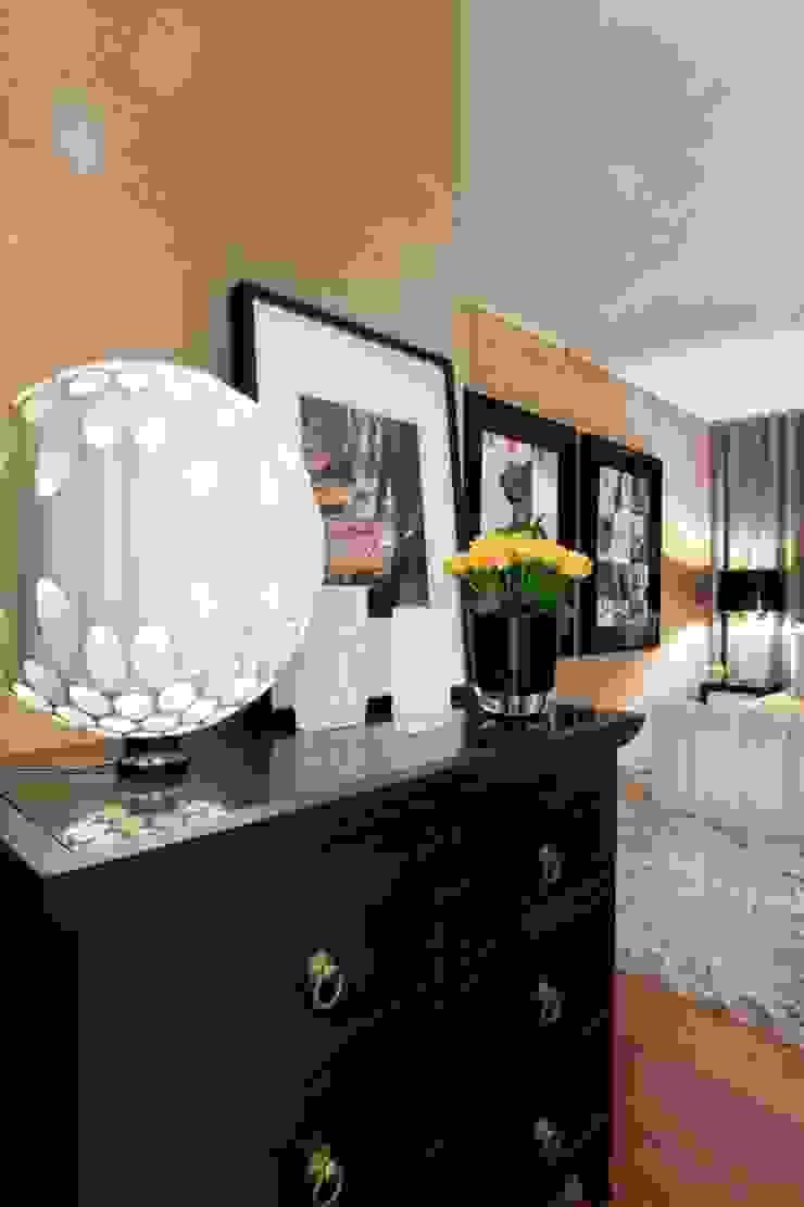 Chambre originale par Manuel Francisco Jorge interior Design Studio Éclectique