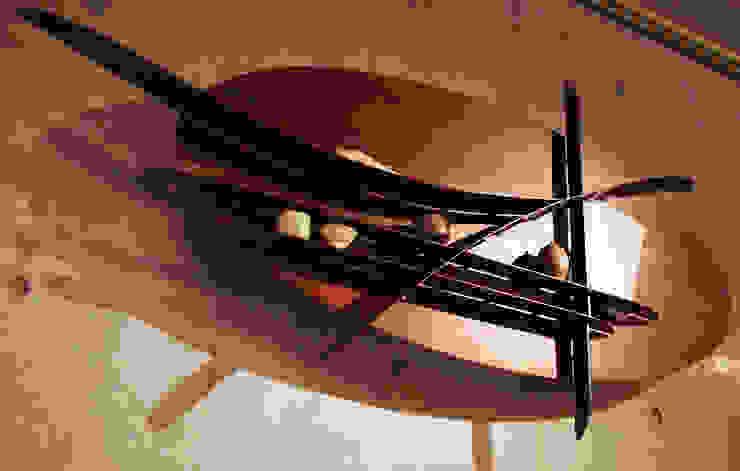 Wall Shelf par hamajima takuya Éclectique