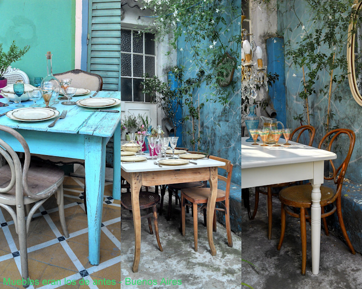 classic  by Muebles eran los de antes - Buenos Aires, Classic Solid Wood Multicolored