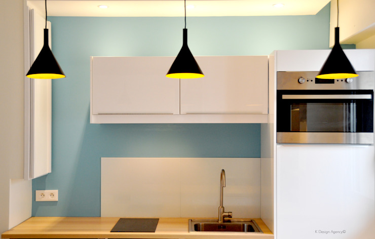 K Design Agency Kitchen