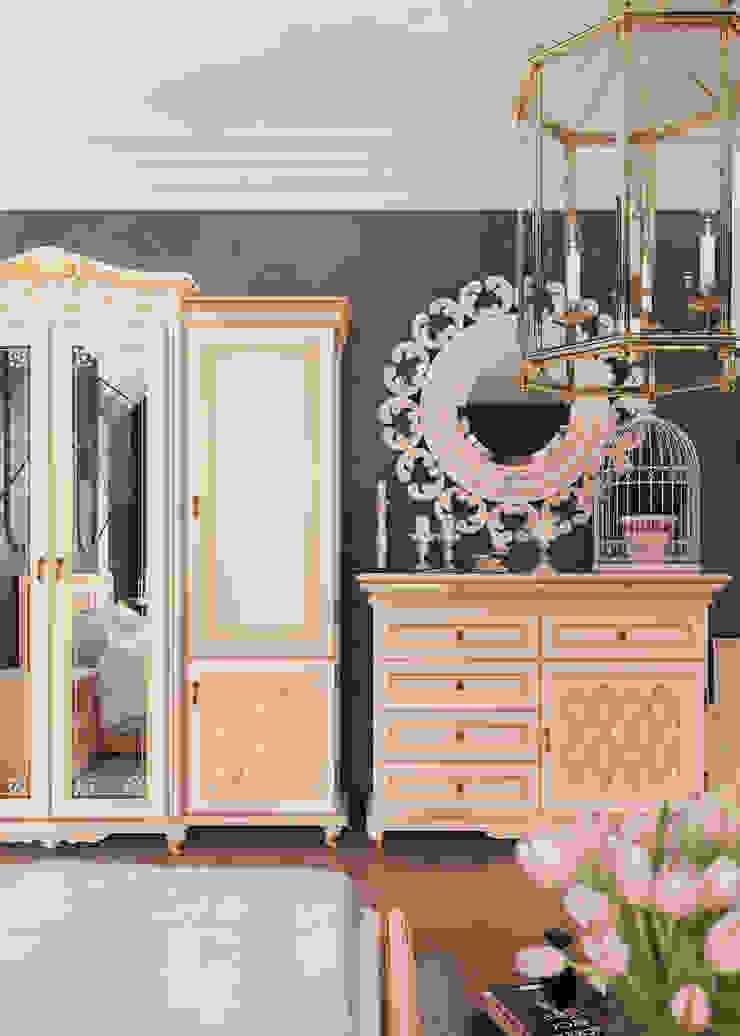 Bedroom Спальня в классическом стиле от Дмитрий Каючкин Классический