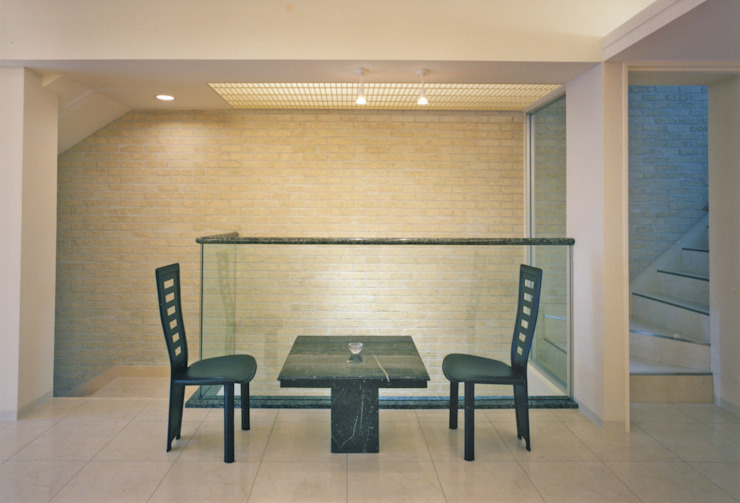 Mode Yamagishi モダンな商業空間 の 松原デザイン一級建築士事務所 モダン タイル