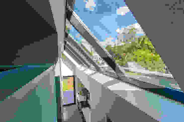 Projekty,  Okna zaprojektowane przez ScanaBouw BV, Nowoczesny