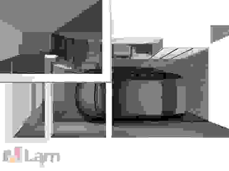 Área de Serviço - Projeto por LAM Arquitetura | Interiores