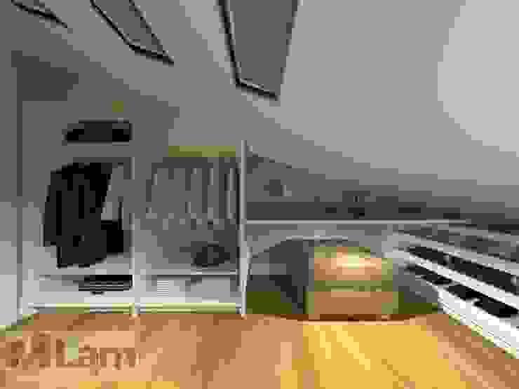 Closet - Projeto por LAM Arquitetura | Interiores