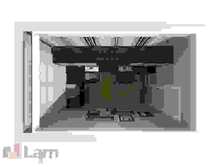 Homi Office - Projeto por LAM Arquitetura | Interiores
