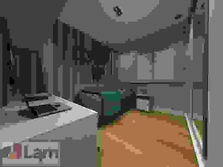 Dormitório - Projeto por LAM Arquitetura | Interiores