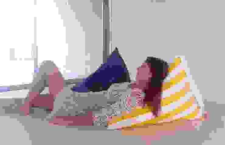 triipi® BIG, almofada para encostar por triipi® everything pillow Moderno