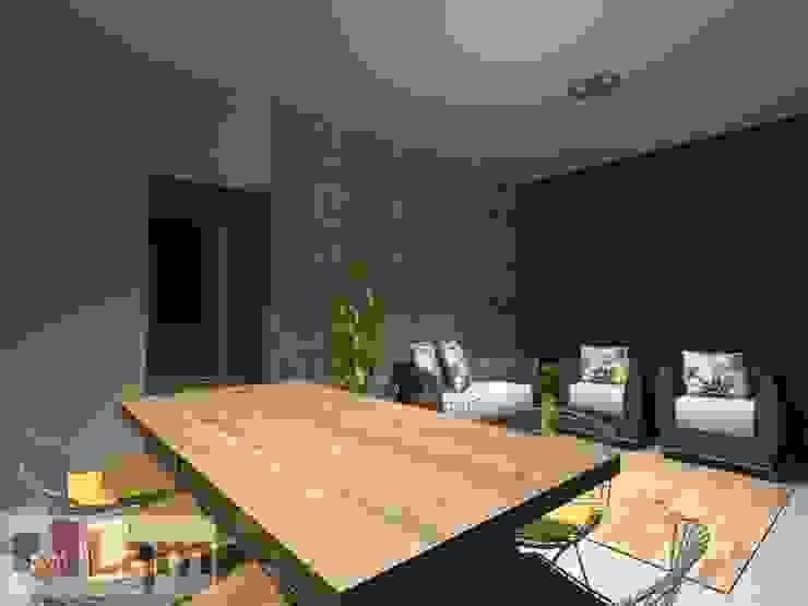 Churrasqueira - Projeto por LAM Arquitetura | Interiores