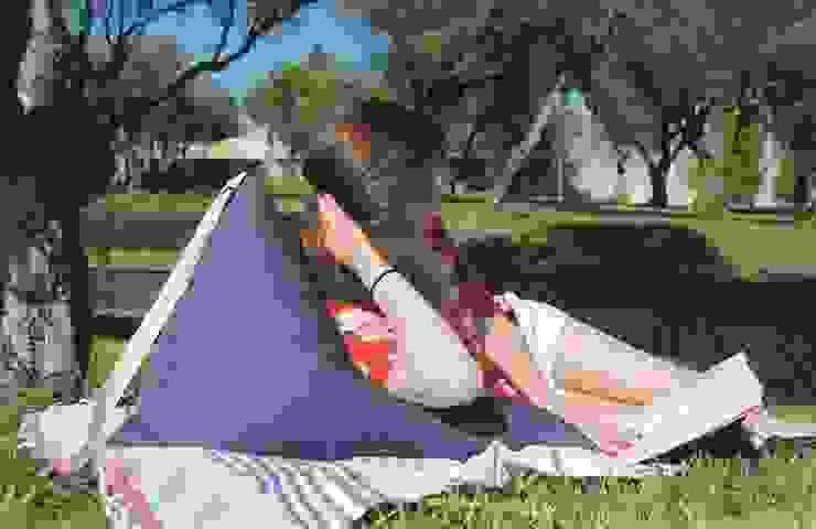 triipi® BIG, almofada para encostar por triipi® everything pillow Mediterrânico