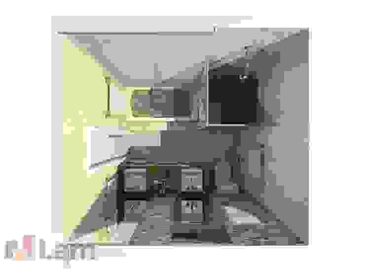 Banheiro - Projeto por LAM Arquitetura | Interiores