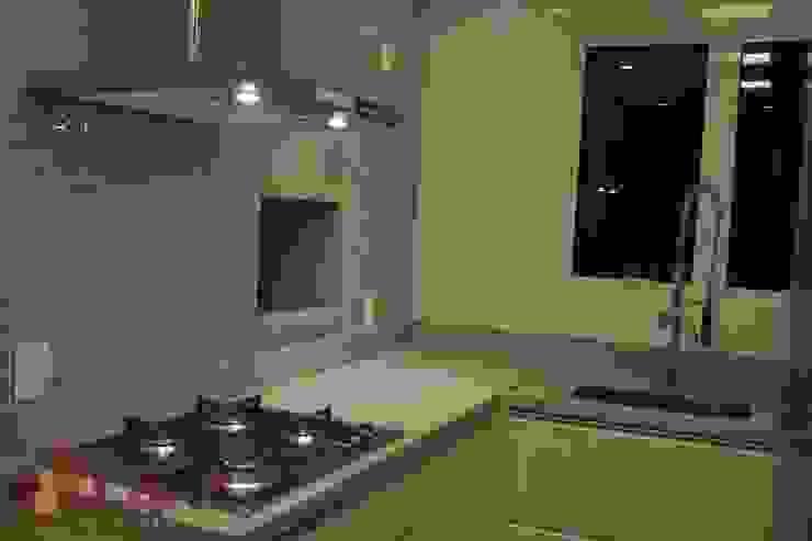 Cozinha Cozinhas modernas por LAM Arquitetura | Interiores Moderno