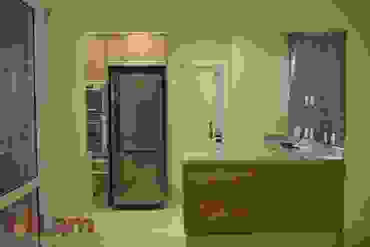 Cozinha Cozinhas modernas por LAM Arquitetura   Interiores Moderno