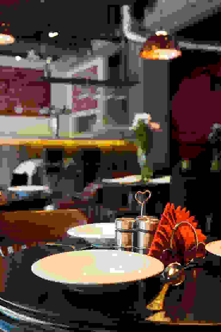 Ресторан Тифлис Гурмэ от TB.Design Эклектичный