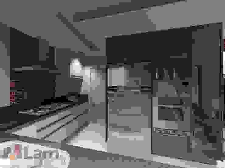 Cozinha - Projeto Cozinhas modernas por LAM Arquitetura | Interiores Moderno