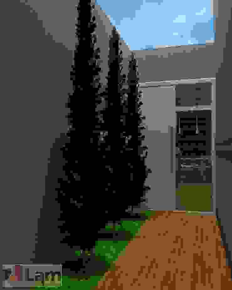 Área Externa - Projeto por LAM Arquitetura | Interiores