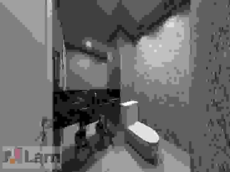 Lavabo - Projeto Banheiros modernos por LAM Arquitetura | Interiores Moderno