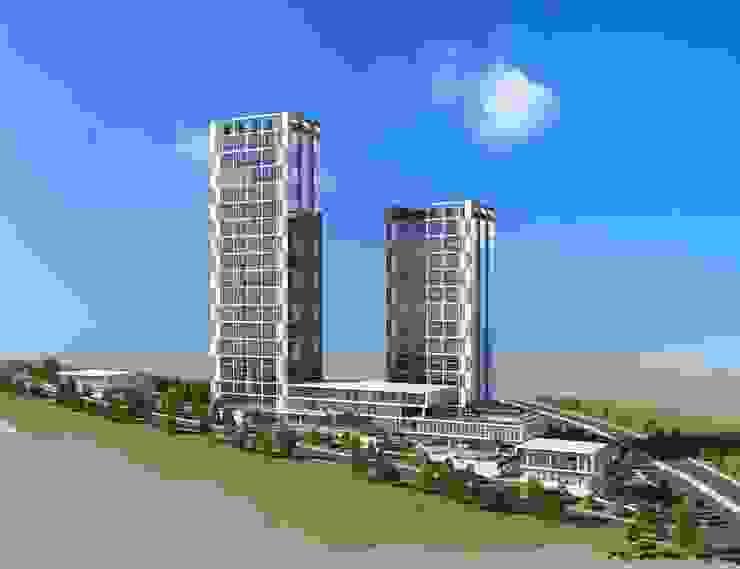 CCT 105 Project in Halkali Modern Evler CCT INVESTMENTS Modern