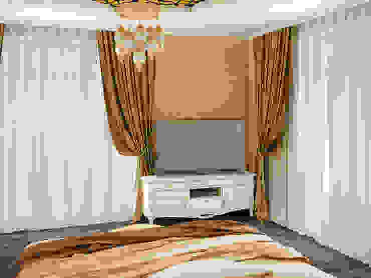 Восточные Сказки Спальня в классическом стиле от Tatiana Zaitseva Design Studio Классический