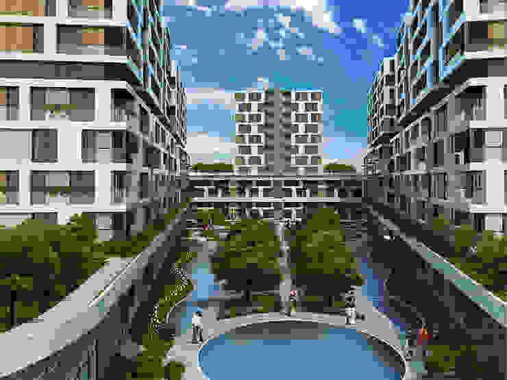 CCT 150 Project in Beylikduzu Modern Evler CCT INVESTMENTS Modern