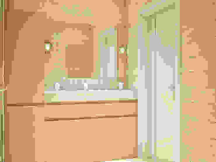 Восточные Сказки Ванная комната в стиле минимализм от Tatiana Zaitseva Design Studio Минимализм