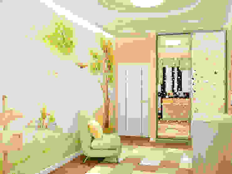 Восточные Сказки Детская комната в стиле модерн от Tatiana Zaitseva Design Studio Модерн