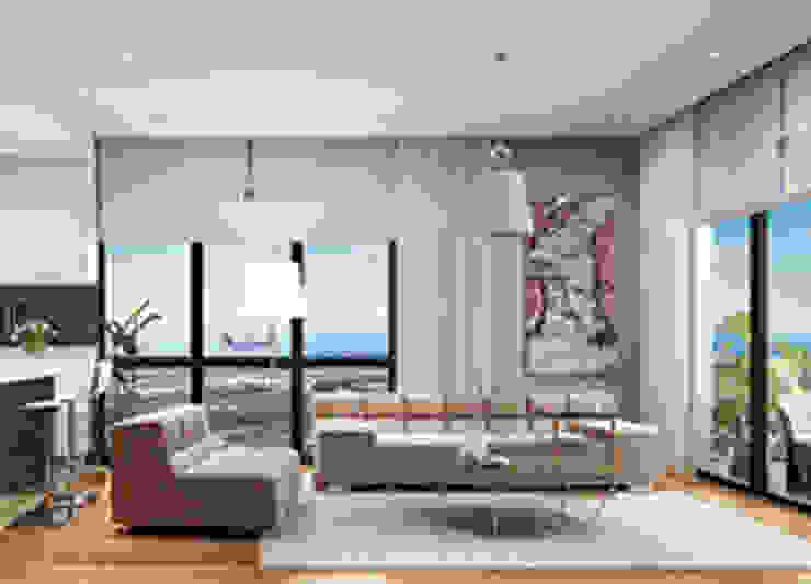 Moderne Wohnzimmer von CCT INVESTMENTS Modern