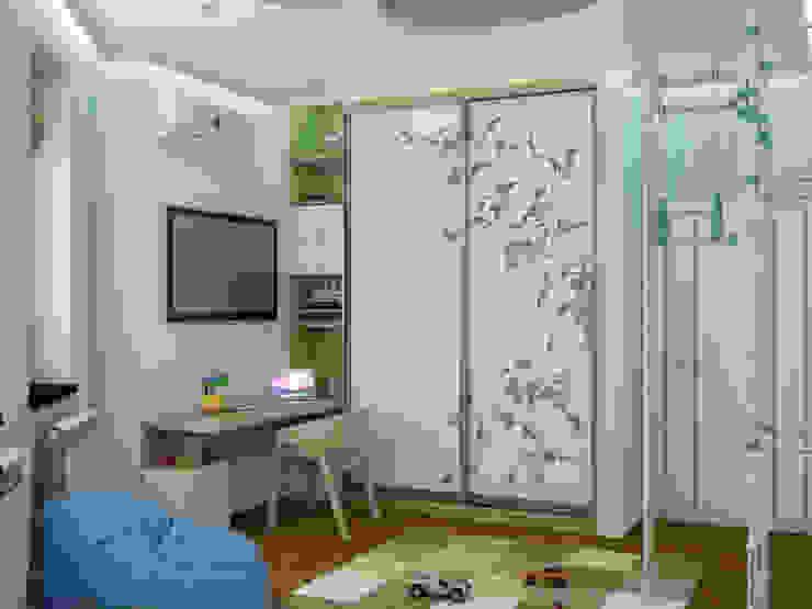 Modern dressing room by Tatiana Zaitseva Design Studio Modern