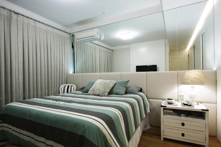 Apartamento Pinheiros 2 Quartos modernos por Officina44 Moderno