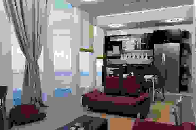 CCT 106 Project in Esenyurt Modern Oturma Odası CCT INVESTMENTS Modern