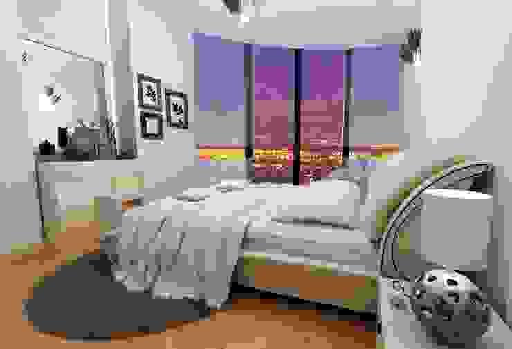 CCT 106 Project in Esenyurt Modern Yatak Odası CCT INVESTMENTS Modern