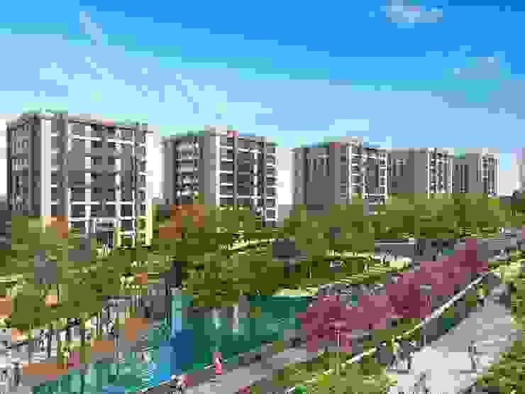 CCT 101 Project in Beylikduzu Modern Evler CCT INVESTMENTS Modern