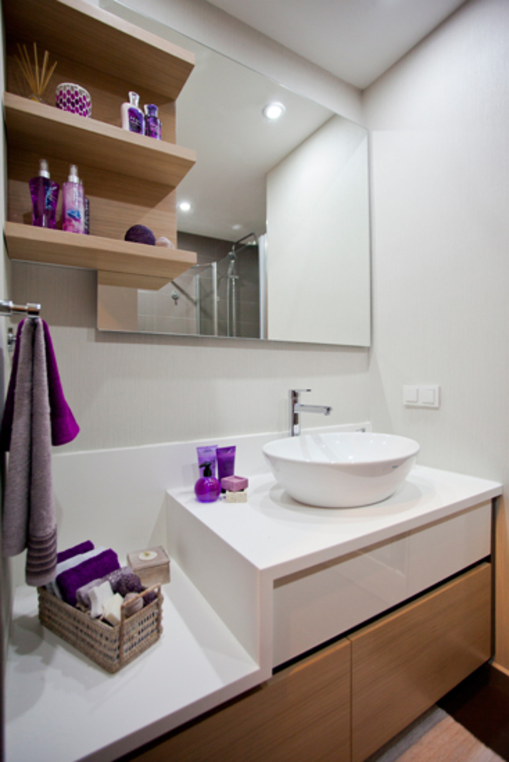CCT 107 Project in Esenyurt Modern Banyo CCT INVESTMENTS Modern