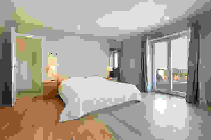 Bedroom by ISLABAU constructora,