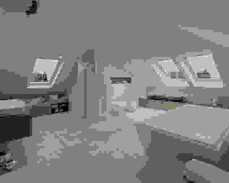 The Vibe 現代浴室設計點子、靈感&圖片