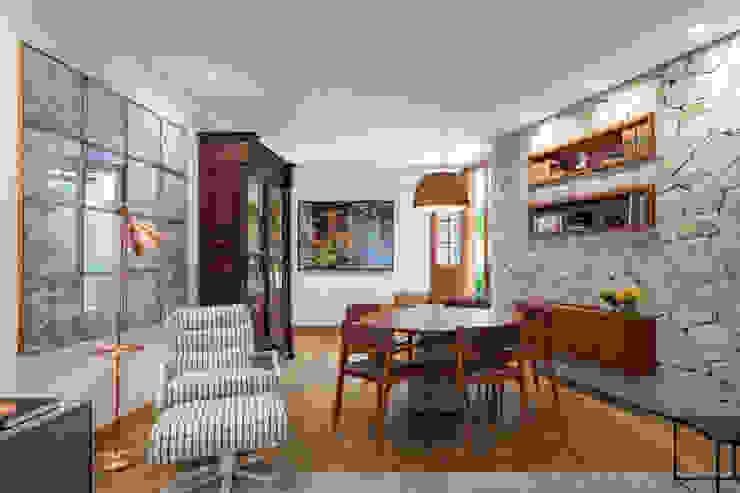 OPEN HOUSE   IVONE E MARCELO NEUBER por Casa de Valentina Clássico