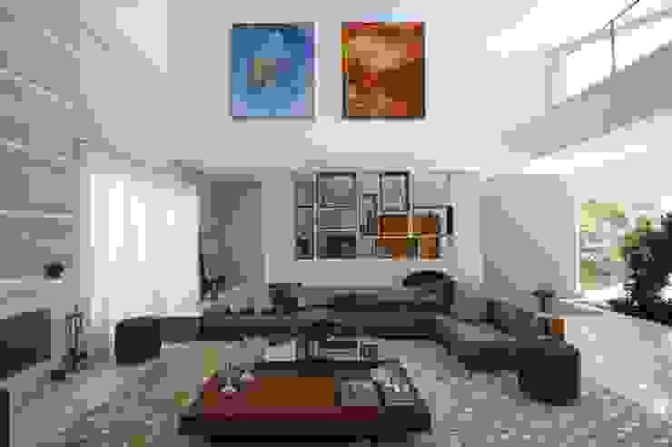 Interiores Residência Melville por Officina44 Moderno