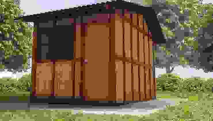 Tubotecnia Casas de estilo clásico de Tubotecnia sas Clásico