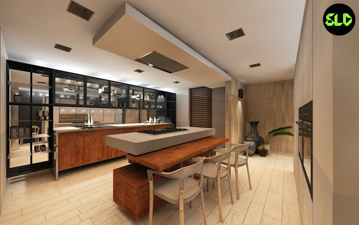 Classic style kitchen by SOLIDO SLD Classic