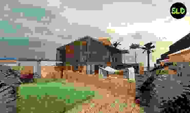 Vivienda Casas de estilo clásico de SOLIDO SLD Clásico