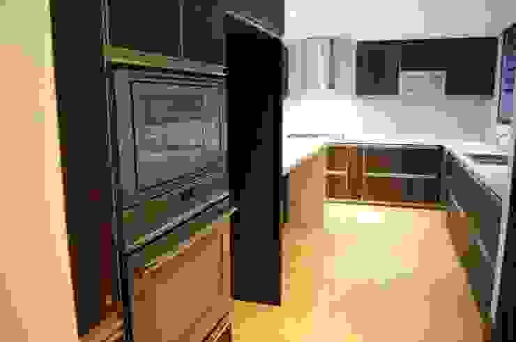 Projekty,  Kuchnia zaprojektowane przez MARECO DESIGN S.A.S, Klasyczny