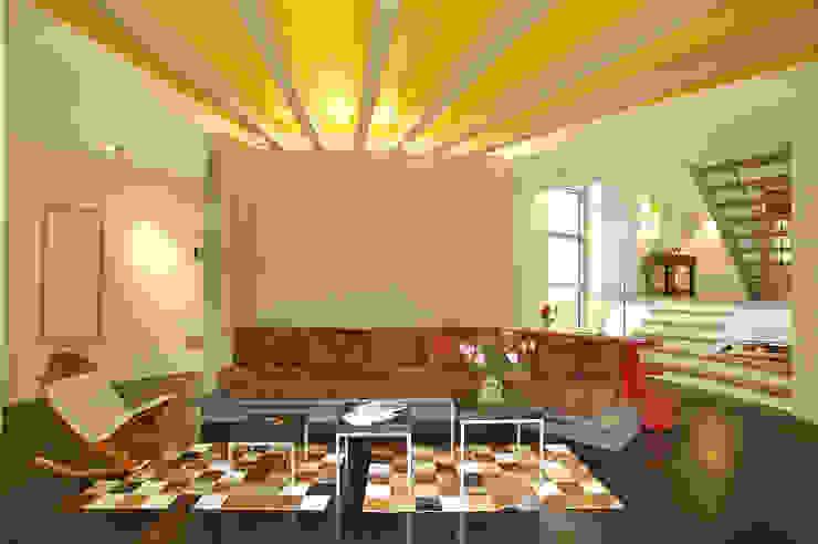 erweiterung einer villa in reichenau an der rax: modern  von Atelier Fürtner-Tonn,Modern