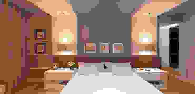 casa am Quartos modernos por grupo pr | arquitetura e design Moderno
