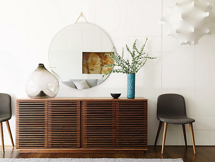 modern  by Design Within Reach Mexico , Modern Wood Wood effect