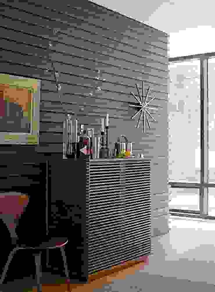 Bar LINE diseñado por Nathan Yong para DWR. de Design Within Reach Mexico Moderno Madera Acabado en madera