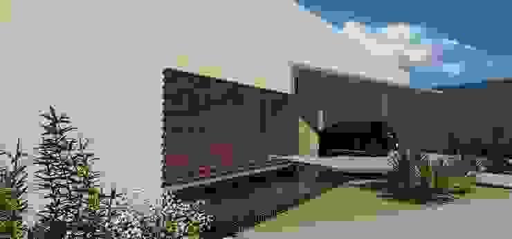 casa bq Casas modernas por grupo pr | arquitetura e design Moderno
