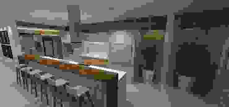 casa bq Cozinhas modernas por grupo pr | arquitetura e design Moderno