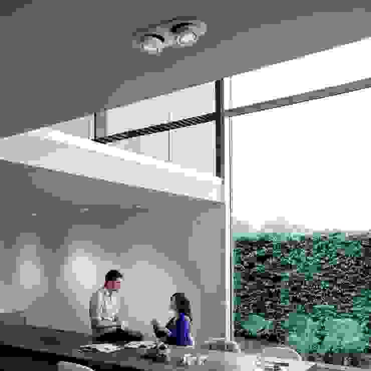 Smartspot Cocinas modernas: Ideas, imágenes y decoración de Griscan diseño iluminación Moderno