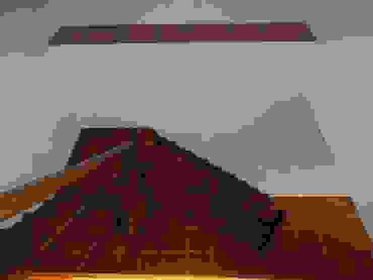 Balcones y terrazas de estilo rústico de Atádega Sociedade de Construções, Lda Rústico